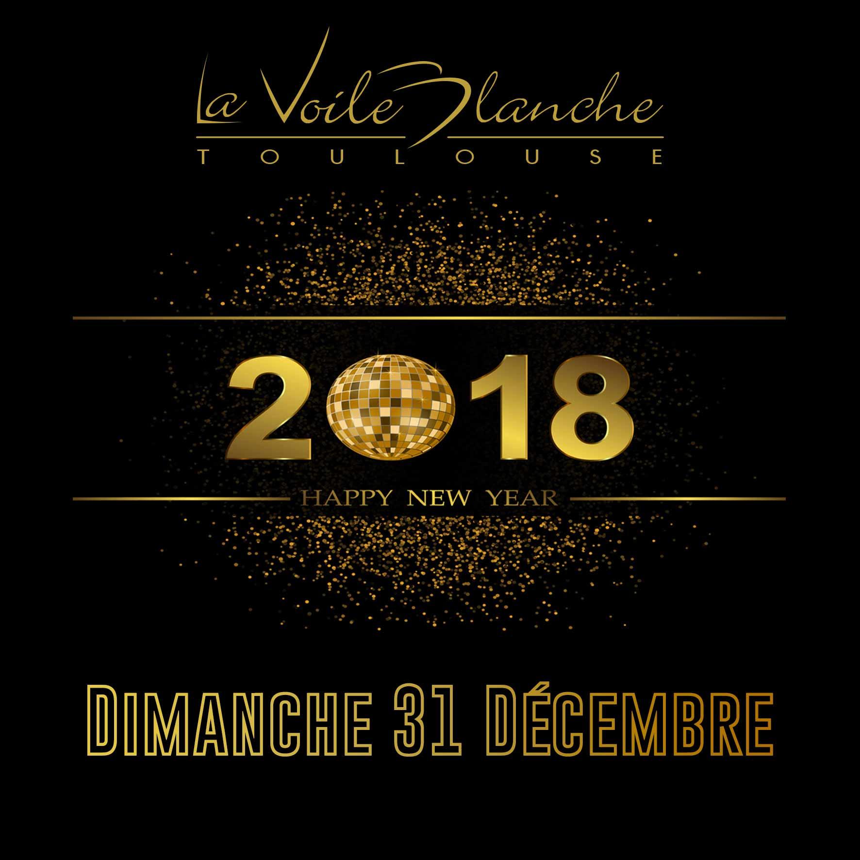 Reveillon 2018 dimanche 31 d cembre la voile blanche - Idee reveillon 31 decembre ...