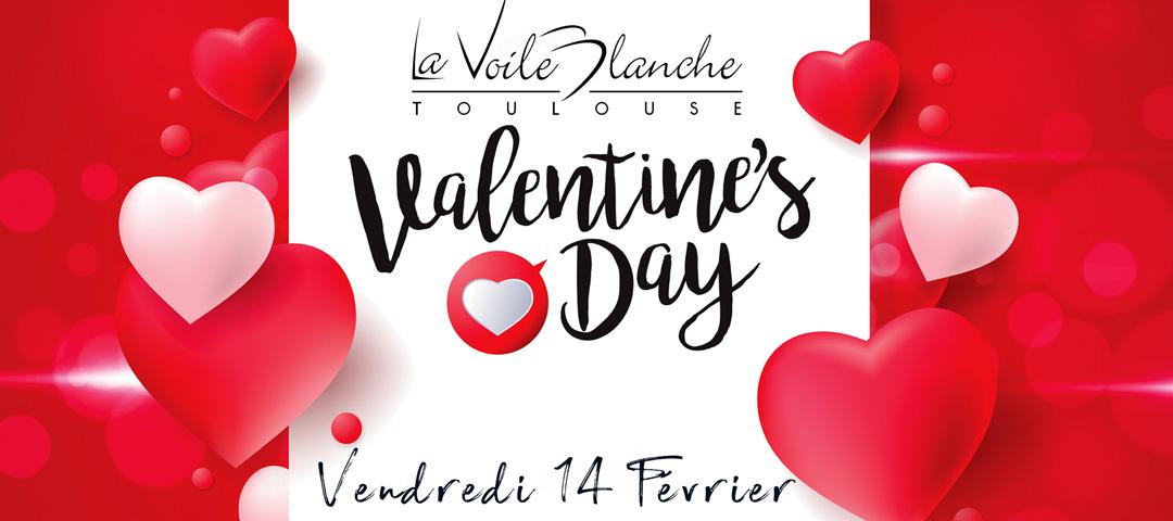 La Saint Valentin - Vendredi 14 février