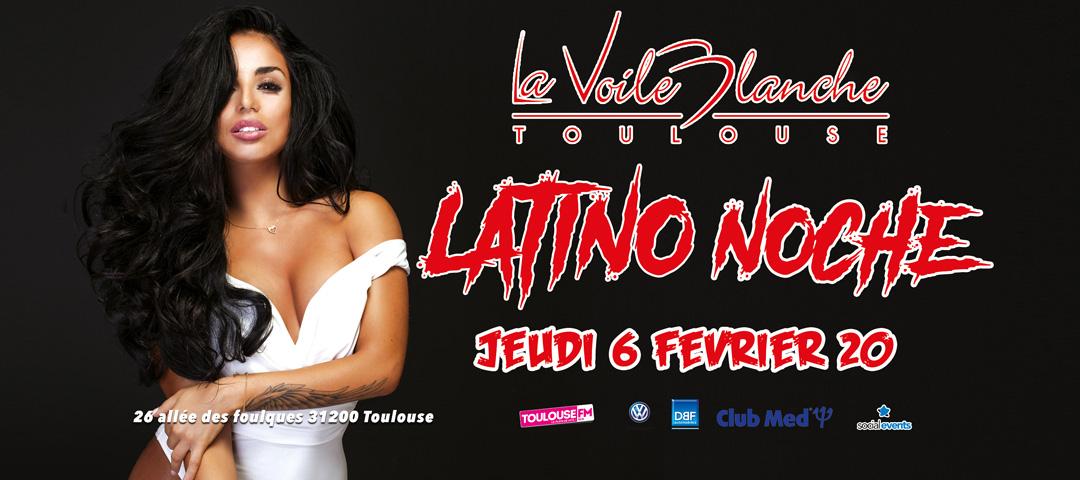 Latino Noche - Jeudi 6 février