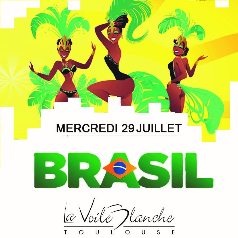 La Voila Blanche - Brasil